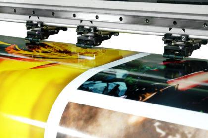 Plotter impresión digital Barquillo